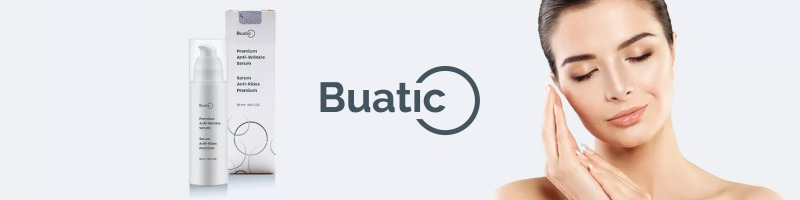 Buatic - skuteczne serum przeciwzmarszczkowe