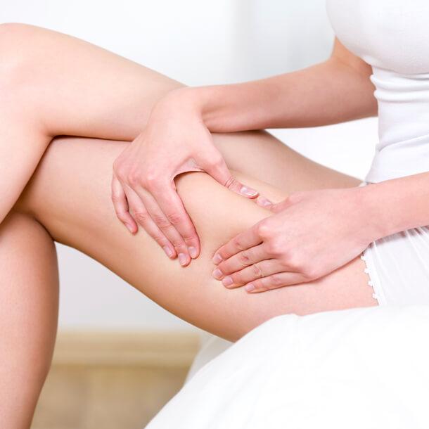 Jak zlikwidować cellulit na udach?